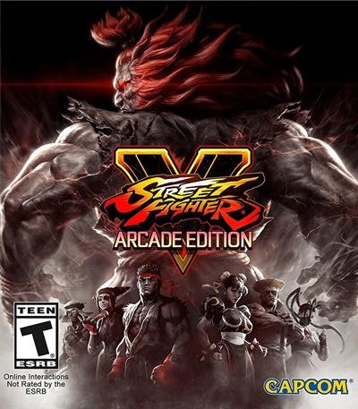 โหลดเกมส์ Street Fighter V: Arcade Edition