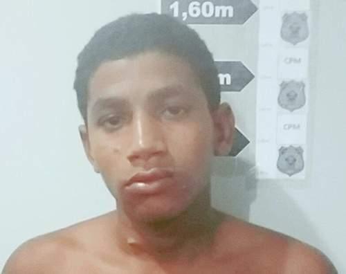 Foragido da cadeia pública de mossoró é capturado em Aracati