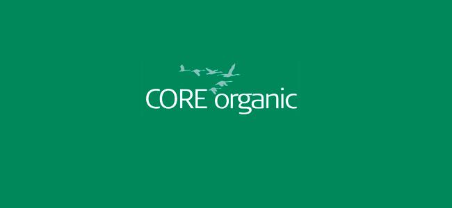 CORE Organic Cofund - logo