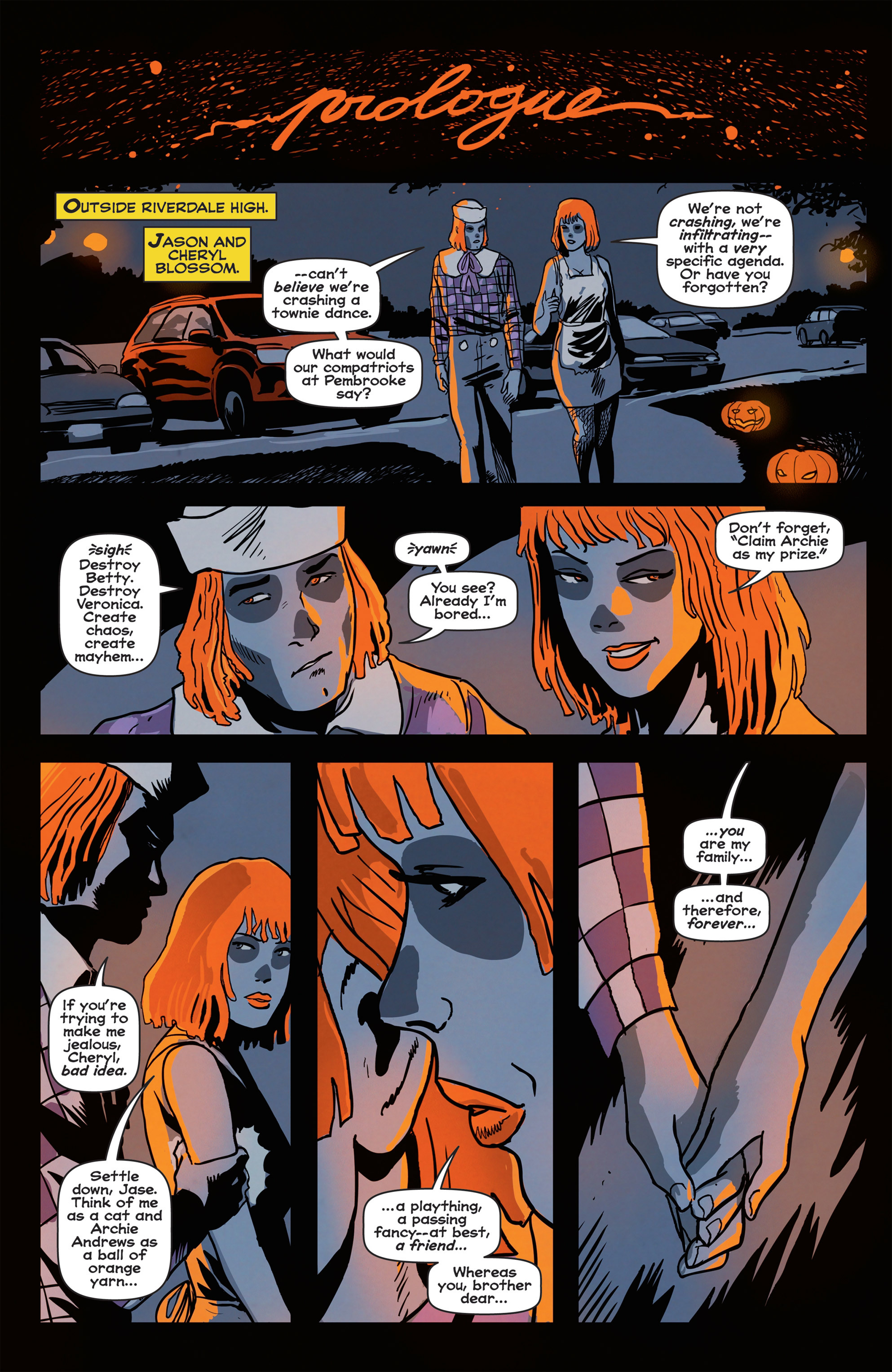 Read online Afterlife with Archie comic -  Issue #2 - 4