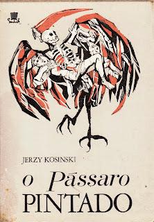 Resultado de imagem para O pássaro pintado de Jerzy Kosinski