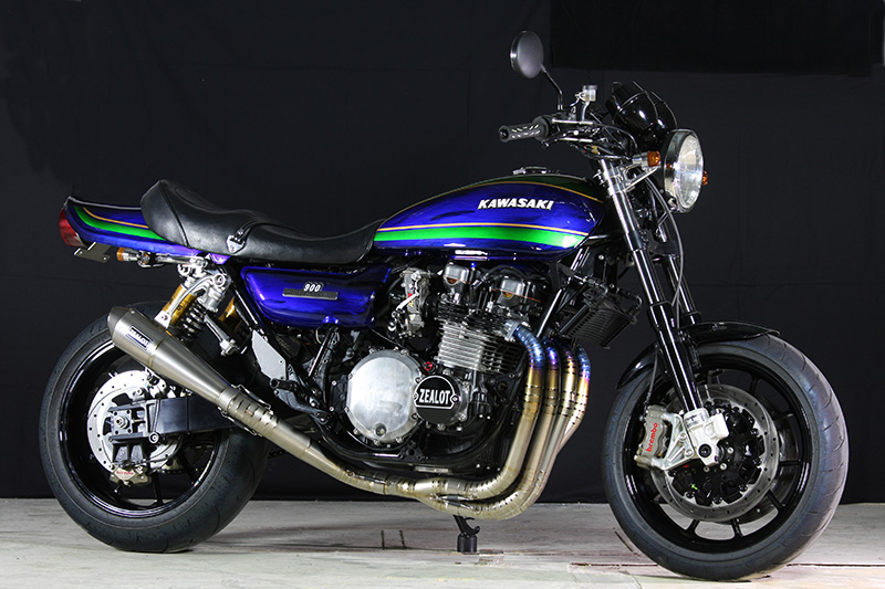 Planet Japan Blog Kawasaki Z1 900 By Zealot