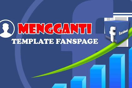 Cara Edit Template Fanspage Facebook