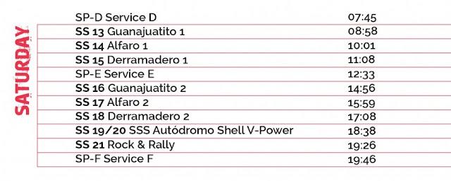 WRC Mexico