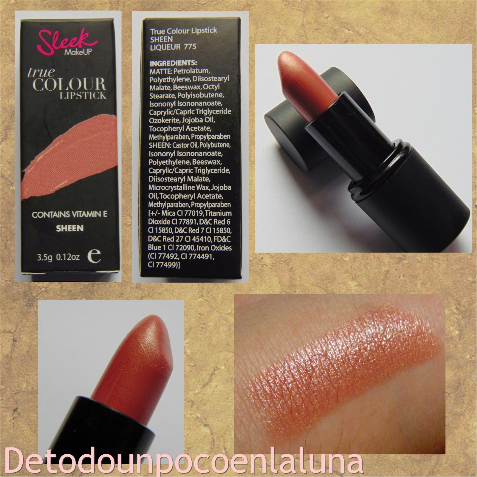 labial liqueur sleek