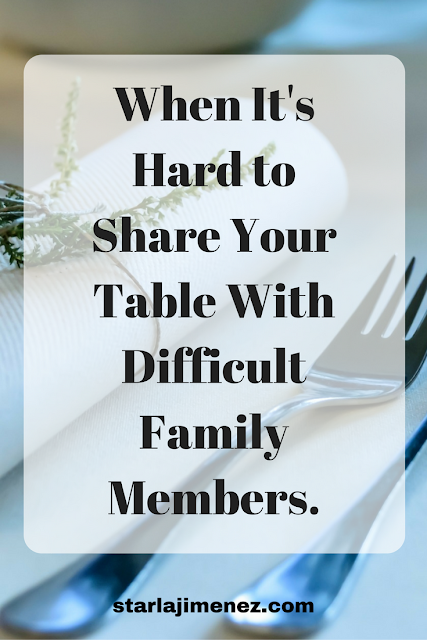How to deal with family during the holidays. Tips on dealing with hateful family members.