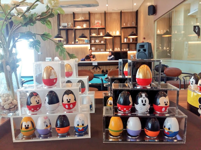 Disney Coll-Egg-Trible Series dari Alfamart