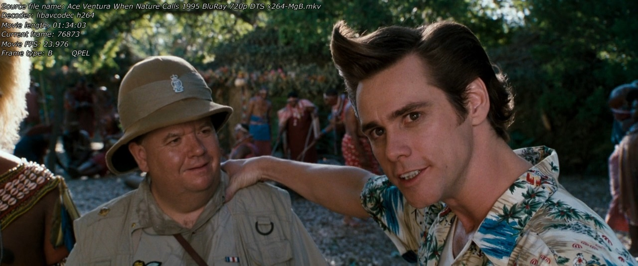 Ace Ventura When Nature Calls (1995) 4