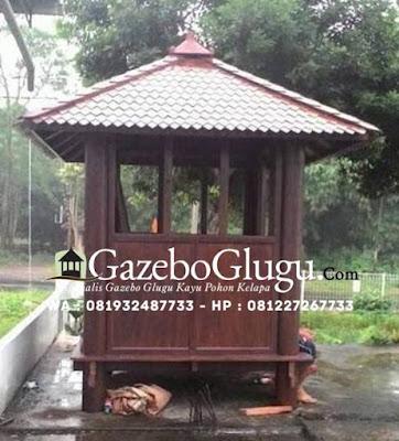 Gazebo Kayu Jepara