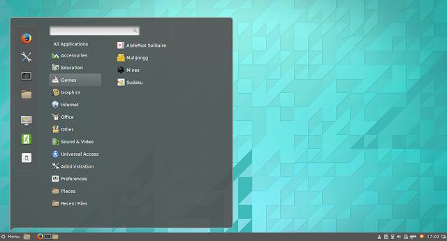 Ubuntu Cinnamon desktop