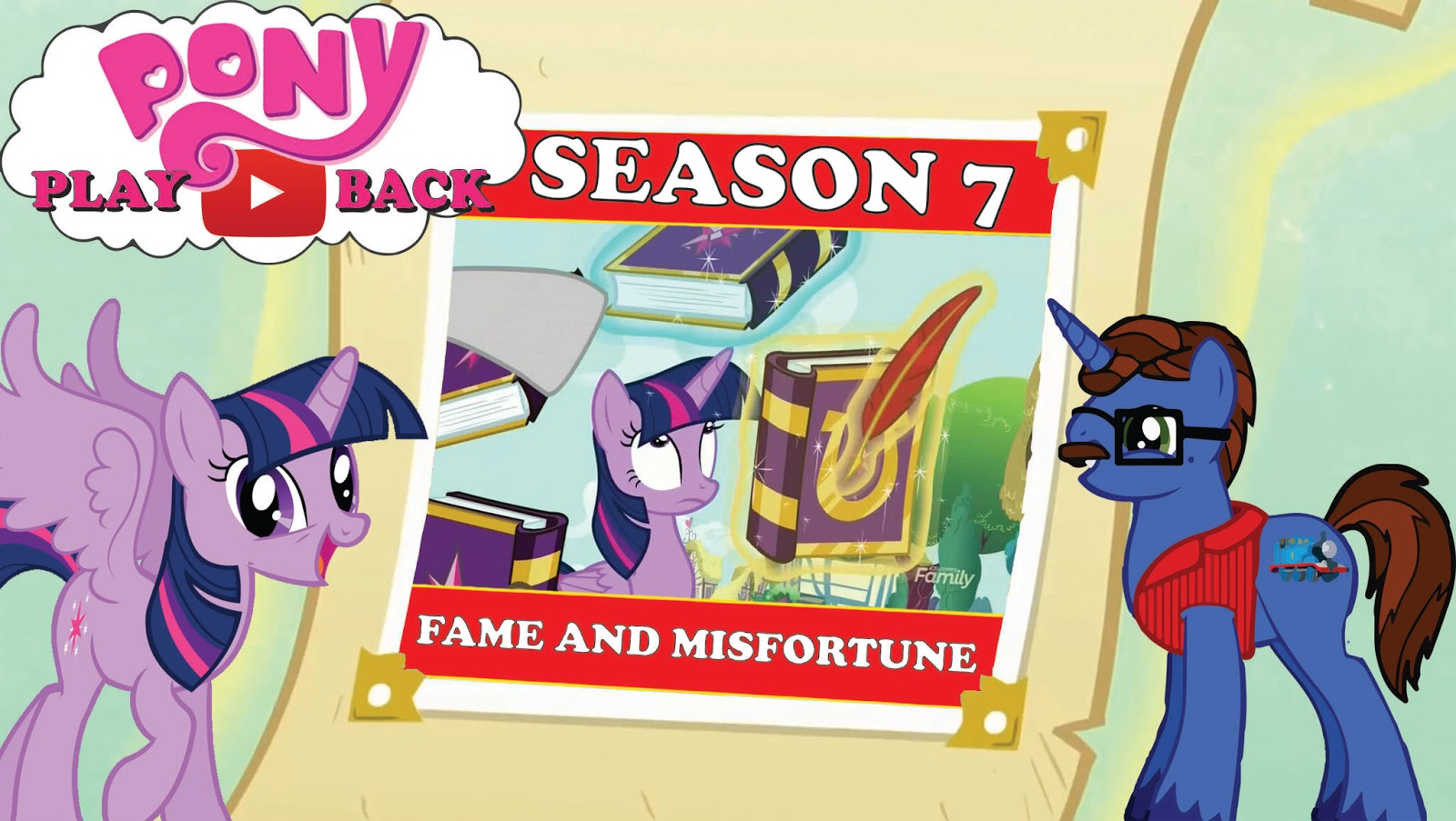 my little pony fame and misfortune song