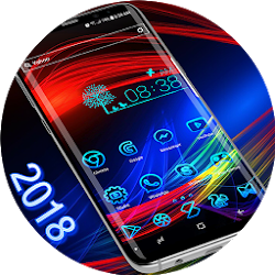 Neon 2 | HD Wallpapers – Themes 2018 v9.9.8 Pro APK