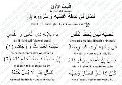 Amarah dan Meredakan Amarah Nabi Muhammad Rosululloh shallallahu 'alayhi wa sallam