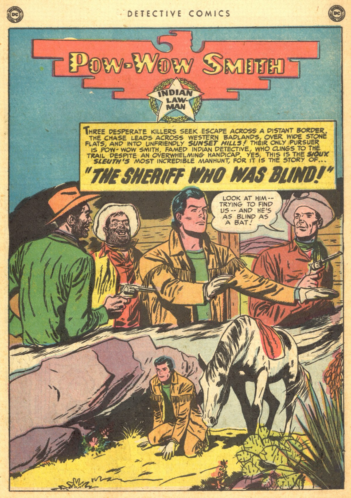 Read online Detective Comics (1937) comic -  Issue #170 - 39