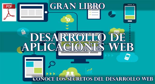 libro desarrollo aplicaciones web
