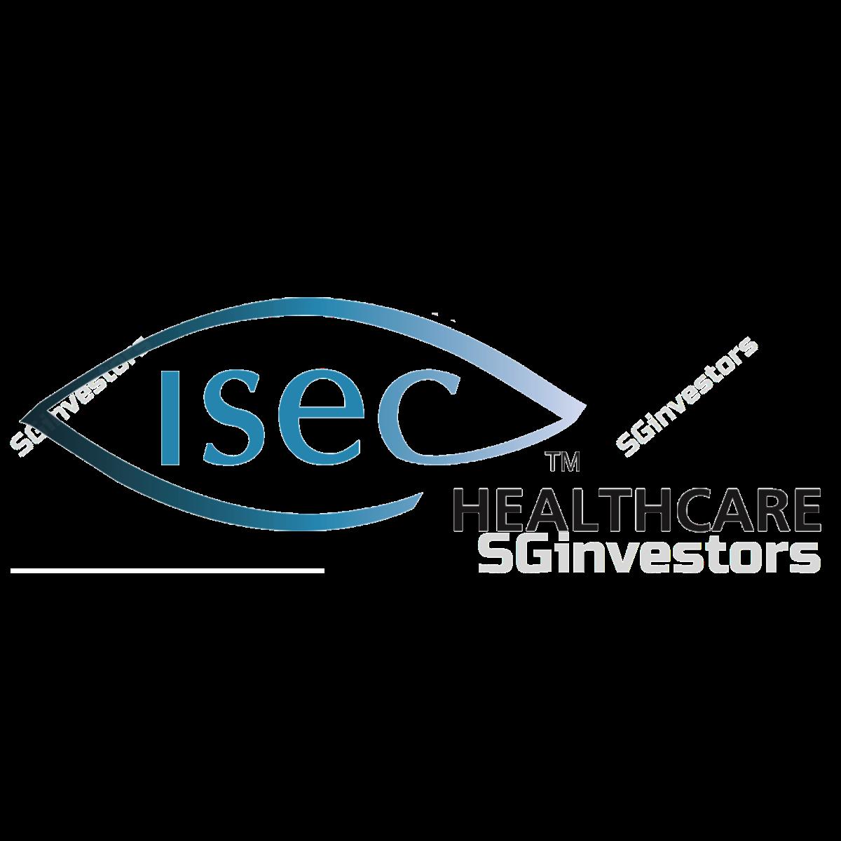 ISEC HEALTHCARE LTD. (SGX:40T) @ SGinvestors.io