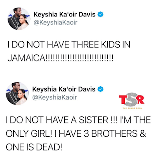 Keyshia Ka'Oir Sister Family