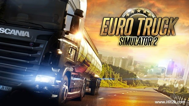 Euro Truck Simulator 2 Activation Key With Crack Free Download