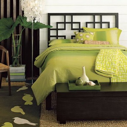 Best Bedrooms in Green Color Scheme 4