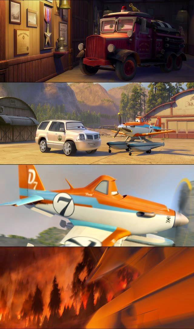 Aviones 2 Equipo de Rescate DVDRip Latino