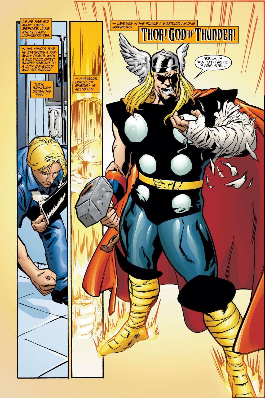 Thor (1998) Issue #39 #40 - English 4