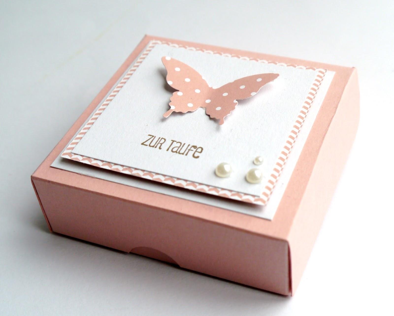Schnecke S Kreativ Laden Auftragsarbeit Verpackung Zur Taufe