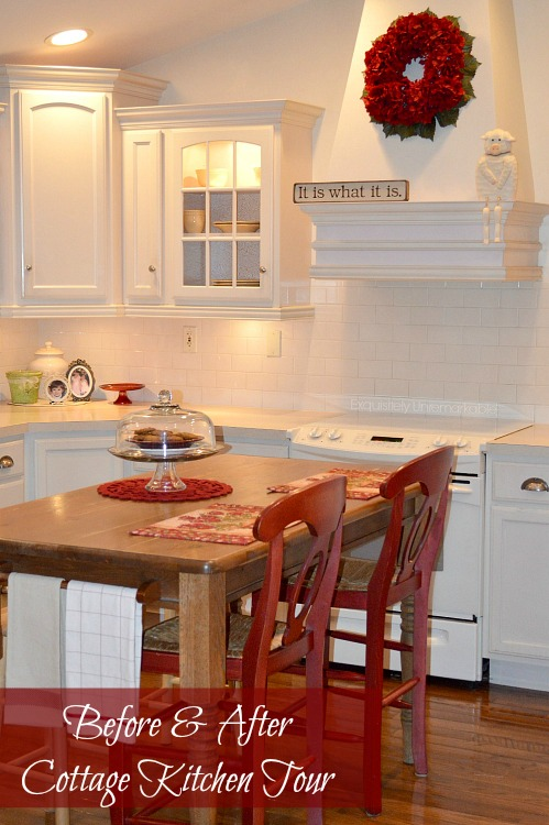 Renovating A Cottage Style Kitchen