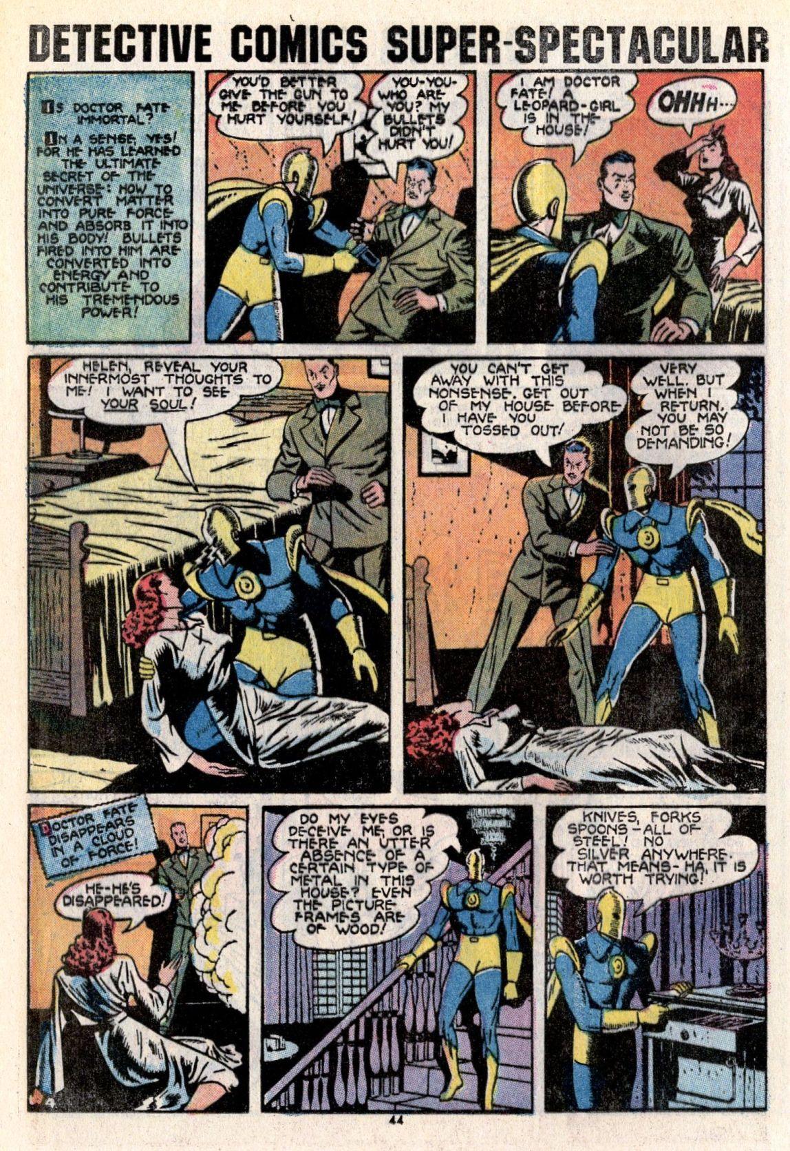 Detective Comics (1937) 439 Page 43