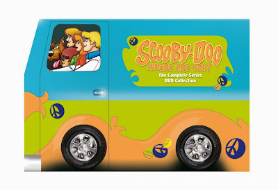Scooby-Doo Where Are You The Complete Series DVD Collection