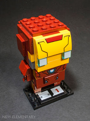 41590 Iron Man LEGO Brickheadz