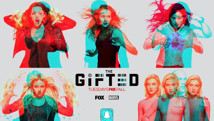 The Gifted - Season 2 - Comic-Con Promo, First Look Photo + Posters