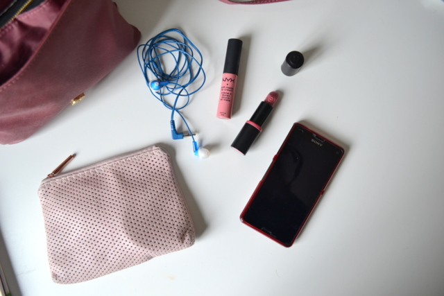 What's In My Bag | Autumn