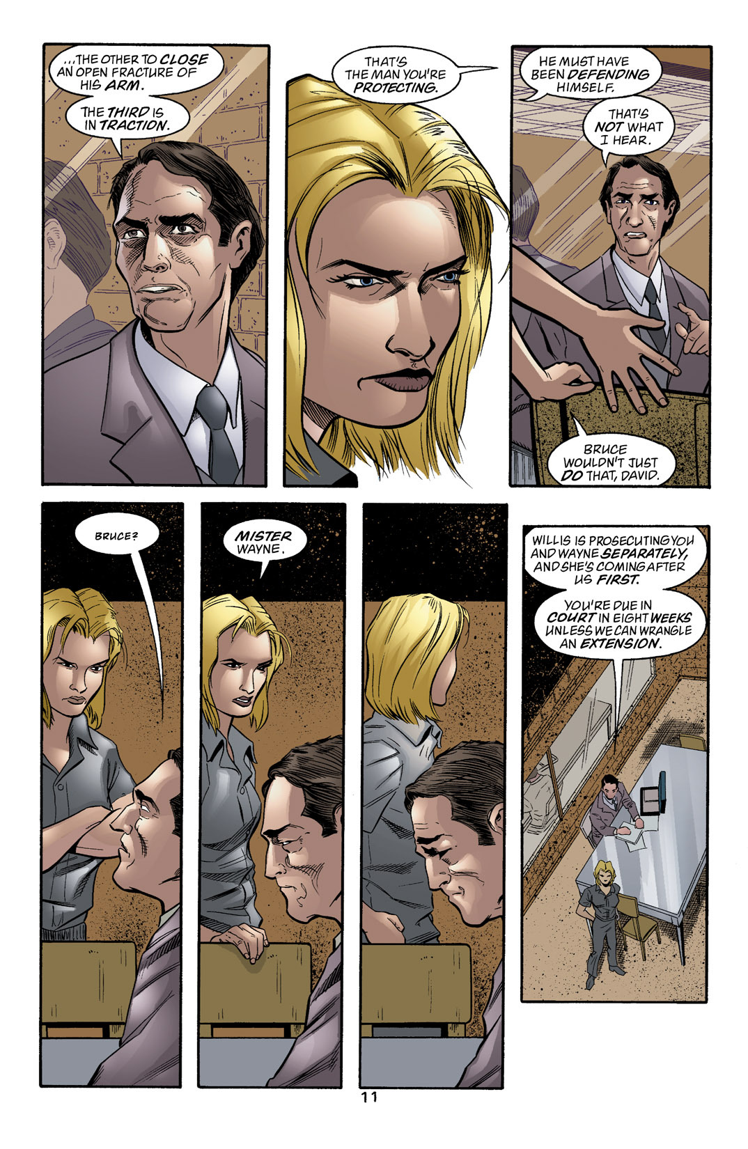 Detective Comics (1937) 767 Page 10