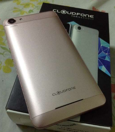CloudFone Thrill Boost
