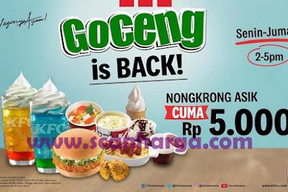 Promo KFC Terbaru April 2019