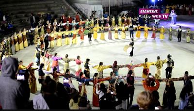 Τιμή στον Χ. Σαμουηλίδη στο 10ο φεστιβάλ Ποντιακών χορών παιδικών συγκροτημάτων στο Κιλκίς