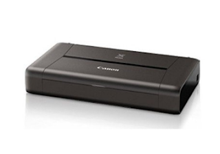 is a wireless compact mobile printer that offers existent relaxation as well as also premium epitome high qu Canon PIXMA iP110 Driver Download