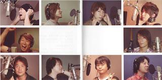 素晴らしい 世界」: Hyakka Seiran Male Seiyuu Tracklist Song