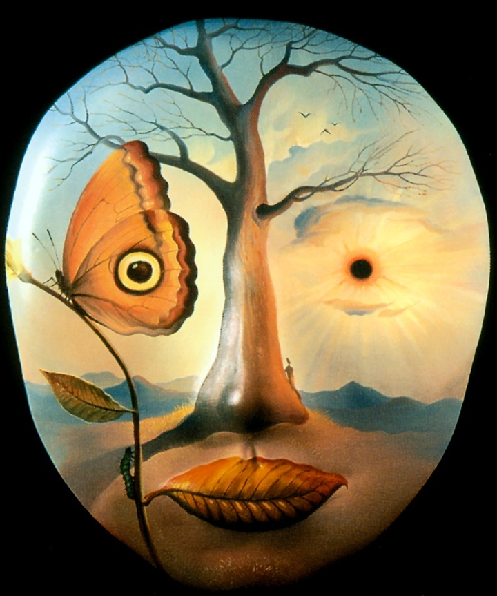 Vladimir Kush 1965 | Russian Surrealist painter | The Metaphorical Realism