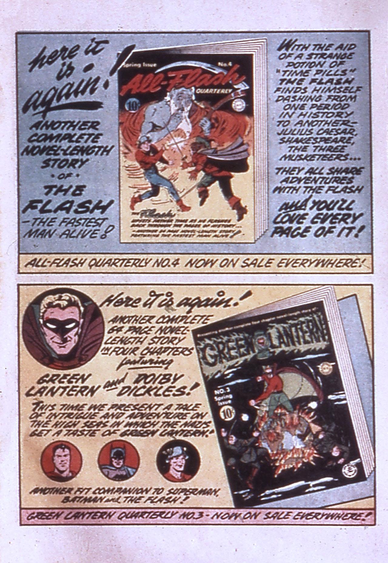 Read online All-Star Comics comic -  Issue #11 - 41