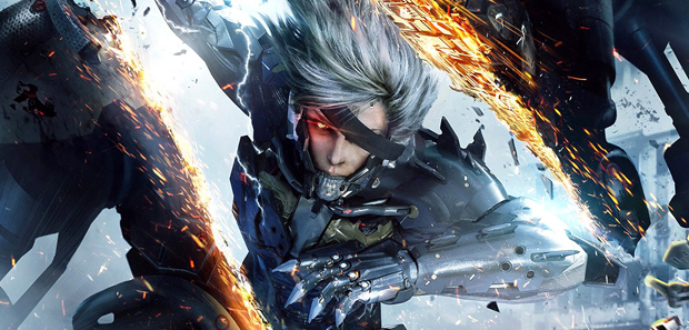 Metal Gear Rising: Revengeance - Graphics Comparison