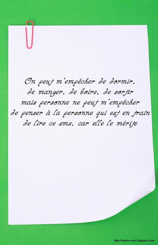 Lettre D Amour Amour Sms