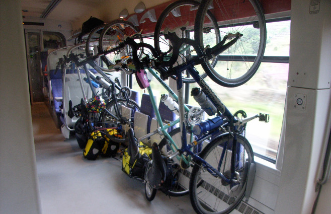 Tips On Using Bikes With V Line Regional Trains In Victoria