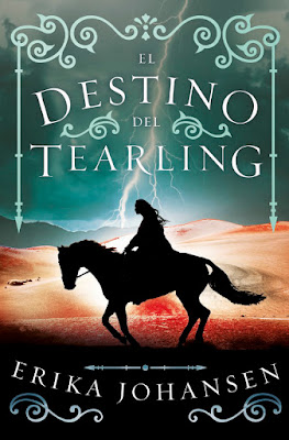 LA REINA DE TEARLING #3 : El Destino de Tearling : Erika Johansen (Fantascy - 18 Mayo 2017) PORTADA LIBRO FANTASIA