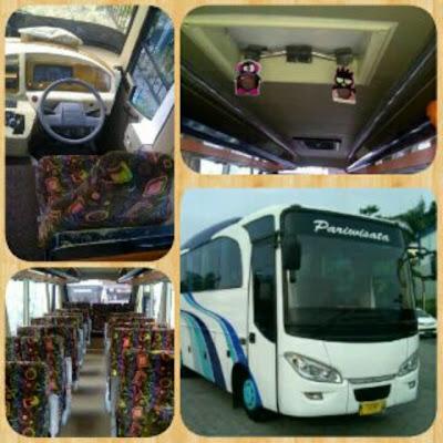 Sewa Bus Pariwisata Seat 25 Yogyakarta