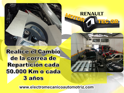 Correa de Reparticion Renault