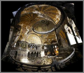 Aya Sophia Indoor Paket Umroh Plus Turki 2016