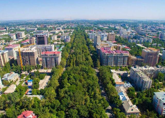 كالتشر-عربية-بيشكك-عاصمة-قيرغيزستان