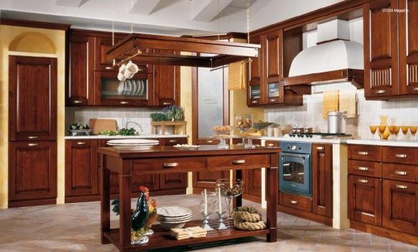 Modern Italian Kitchen Designs 7