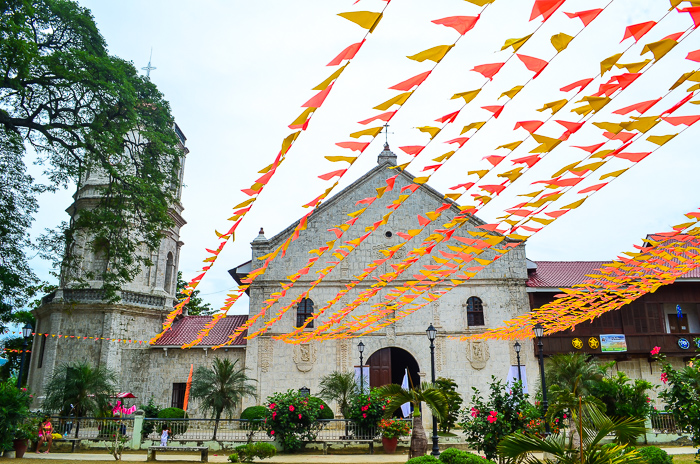 San Guillermo de Aquitania Church, Dalaguete